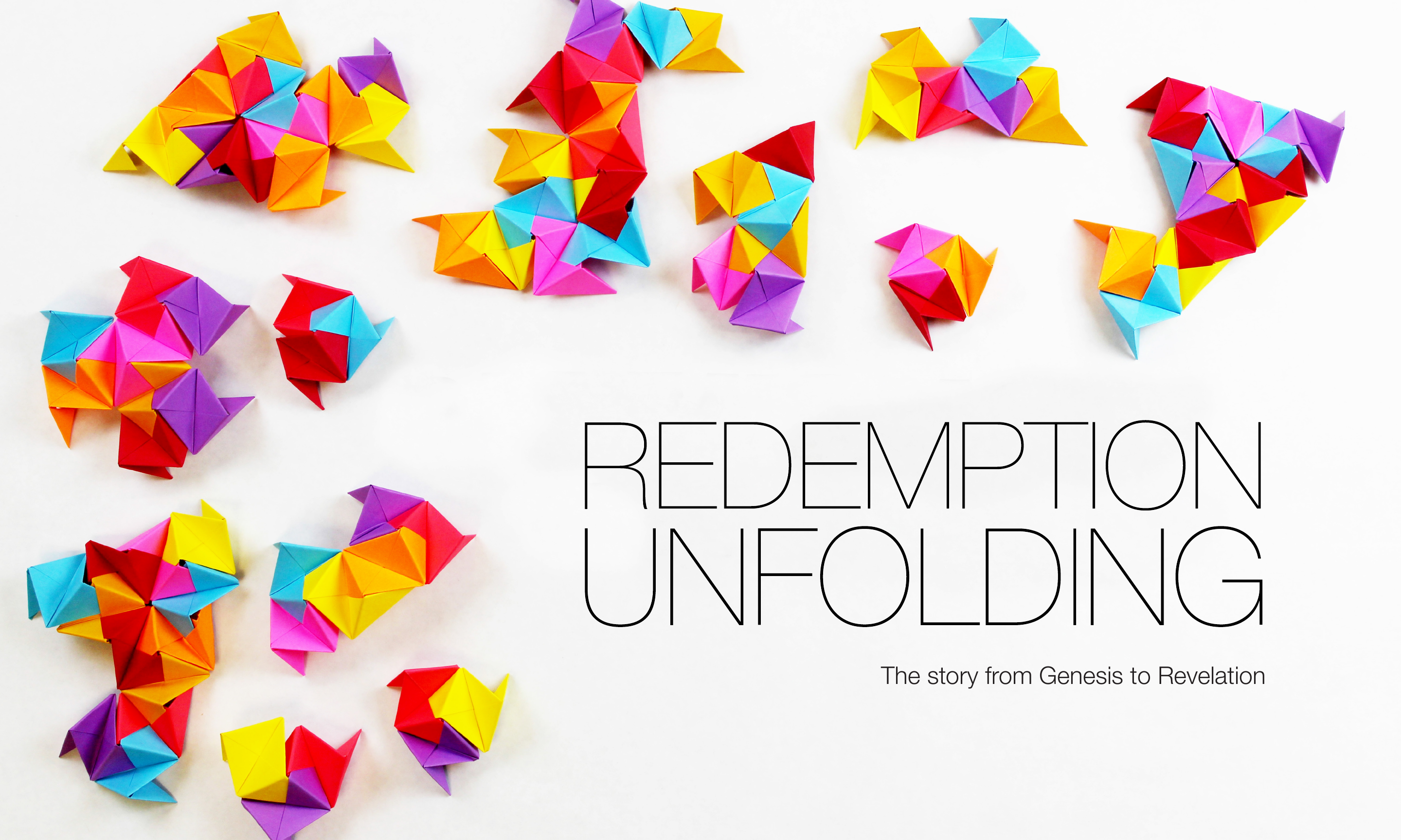 Redemption Unfolding