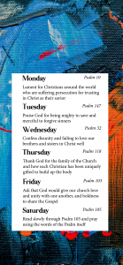 iPhone Wallpaper Prayer Guide