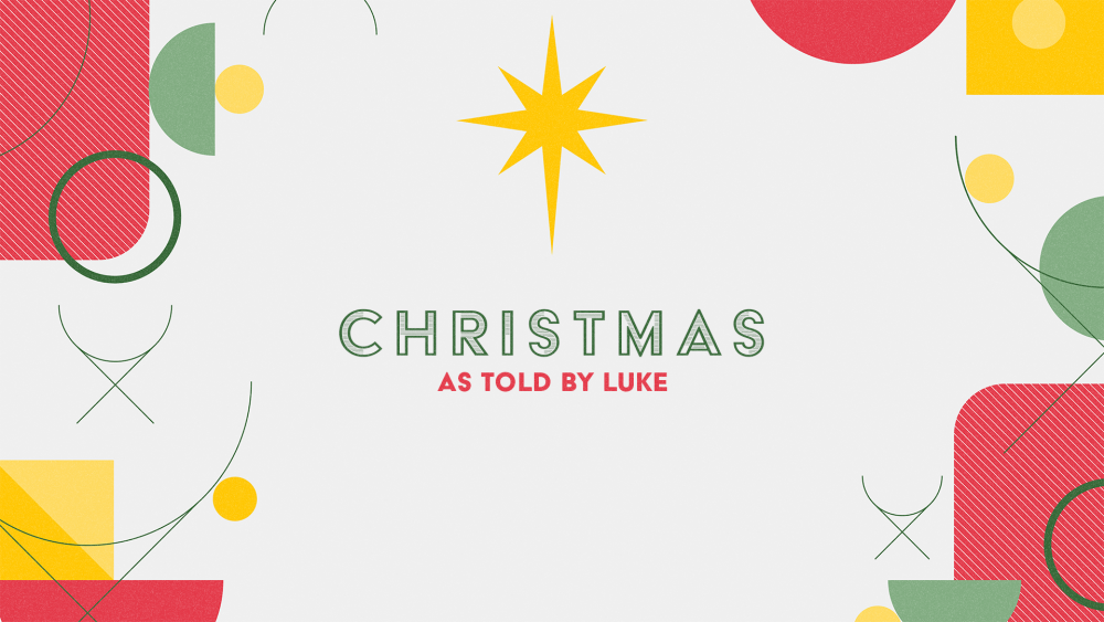 Christmas: As Told By Luke
