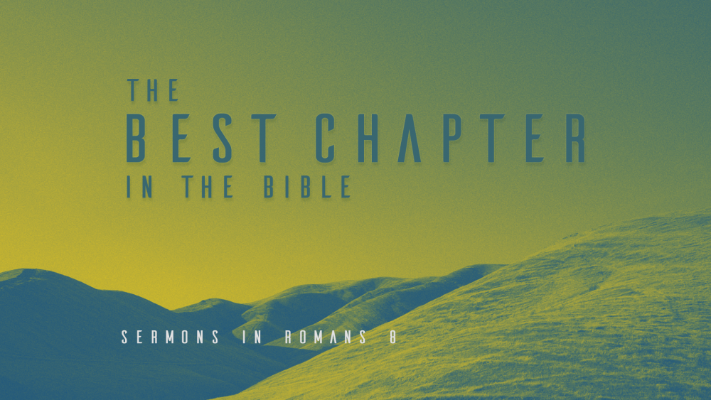 The Best Chapter in the Bible
